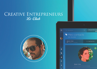 Webdesign Creative Entrepreneurs